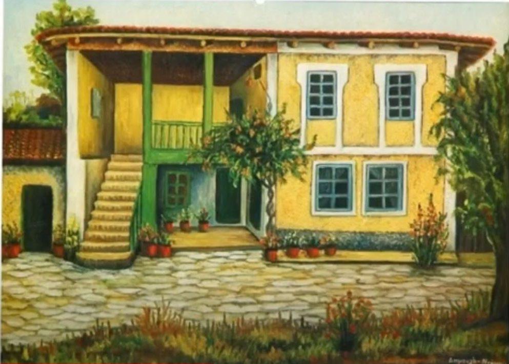 Τα αρχοντικά του Τυρνάβου (Πίνακες)
