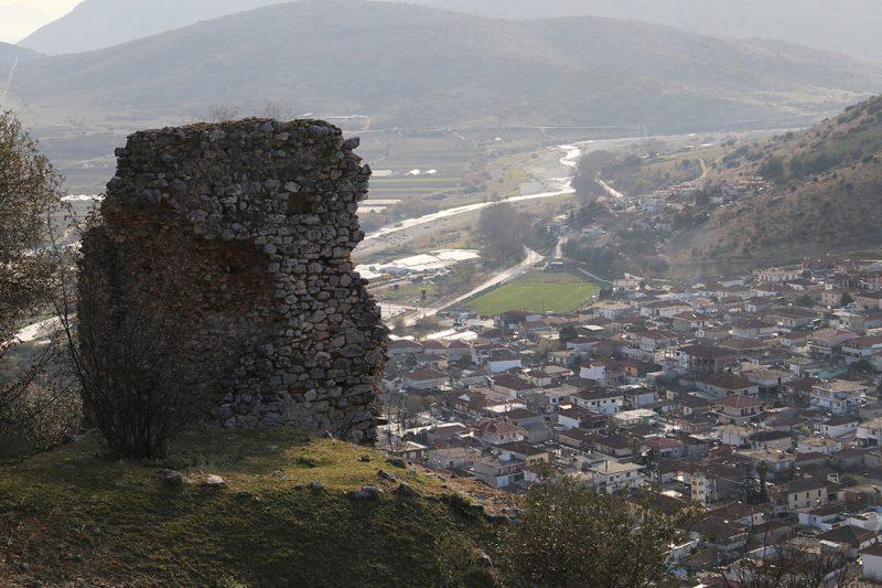 Όταν τα ερείπια ενός κάστρου αφηγούνται ιστορία….