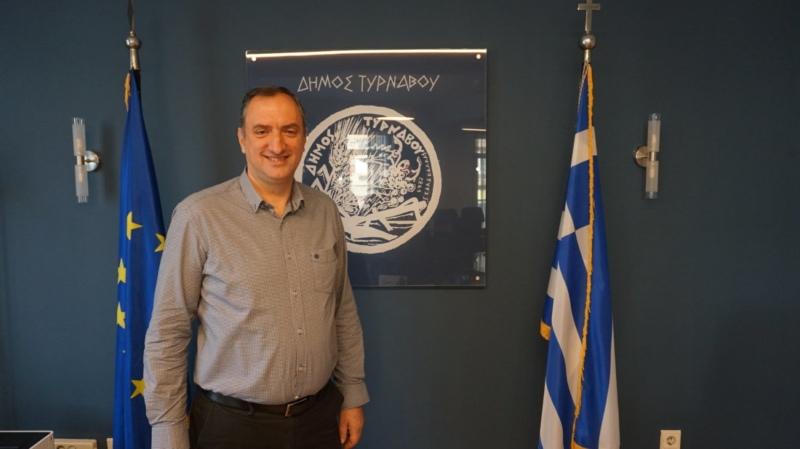 Δήμος Τυρνάβου: Αίτηση χρηματοδότησης στο πρόγραμμα «ΑΝΤΩΝΗΣ ΤΡΙΤΣΗΣ» με τίτλο «Δράσεις Ηλεκτροκίνησης στους Δήμους»