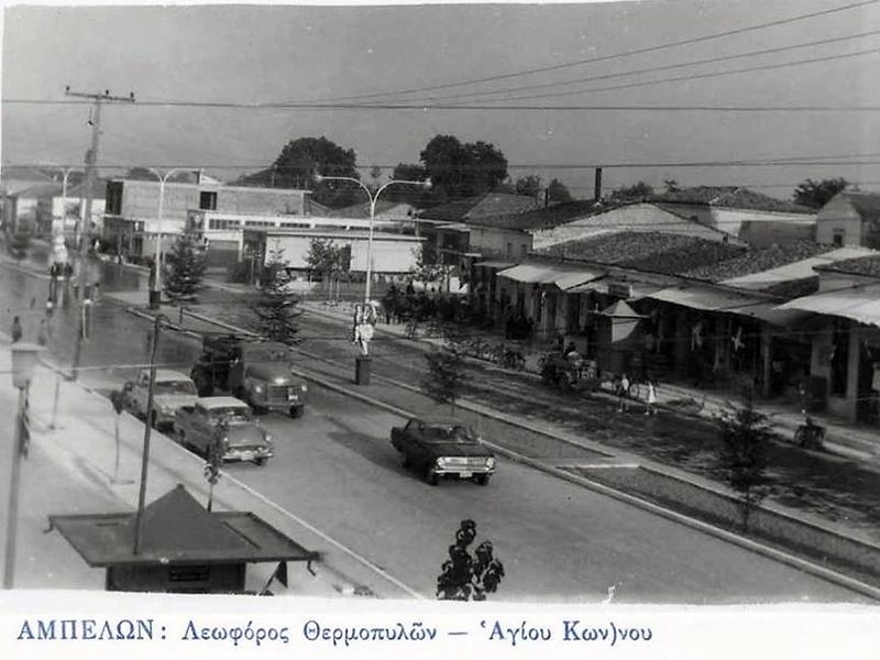 Αμπελώνας δεκαετία 1960-70