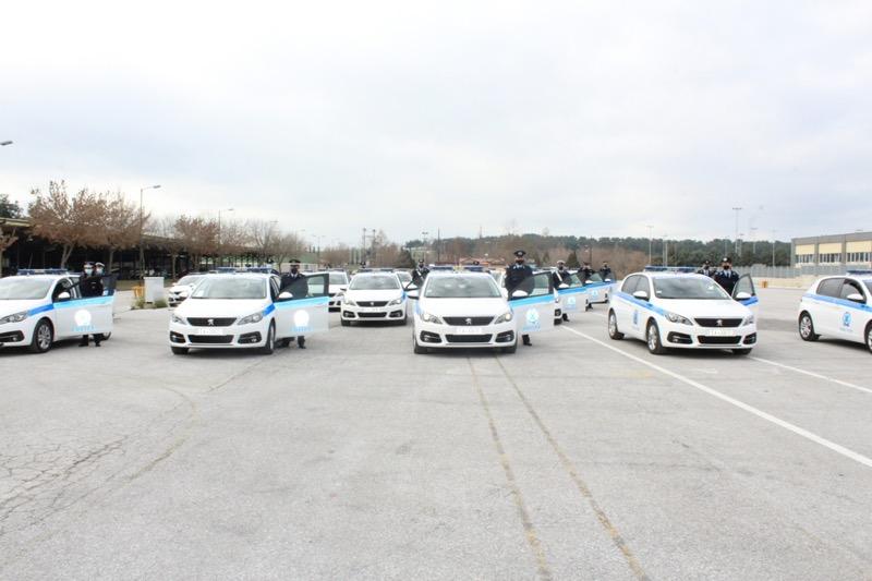 Παραδόθηκαν 68 νέα αυτοκίνητα για την ενίσχυση του στόλου των αστυνομικών υπηρεσιών της Περιφέρειας Θεσσαλίας με χρηματοδότηση από το ΕΣΠΑ Θεσσαλίας 2014 -2020 και το Ταμείο Συνοχής