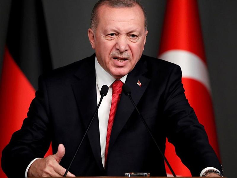 """Ο Ερντογάν κήρυξε """"πόλεμο"""" στο Ισραήλ: """"Η Παλαιστίνη μας περιμένει"""""""