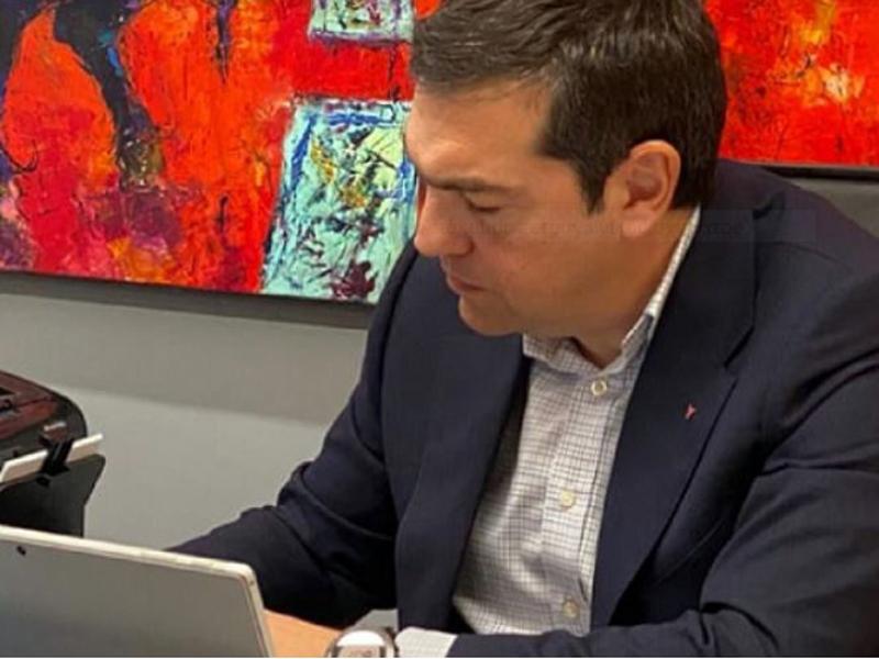 Αλ. Τσίπρας: Ο Μητσοτάκης διχάζει ενώ ο τόπος χρειάζεται ηγεσία να πείθει και να ενώνει