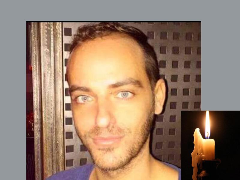 Σοκ στο Αργυροπούλι με το θάνατο του 38 χρόνου Ανδρέα Λιούμη