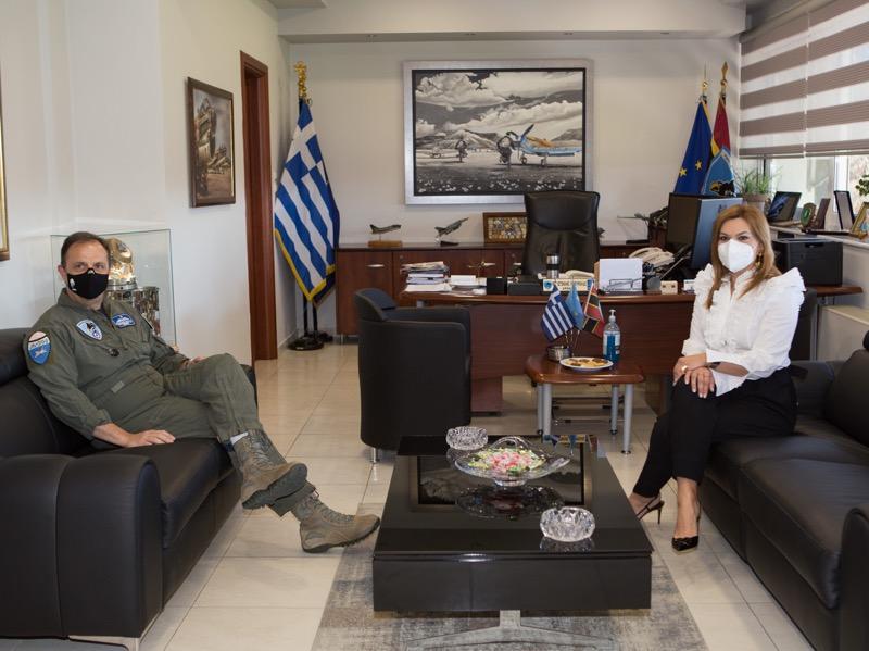 Στέλλα Μπίζιου: «Μήνυμα» προς όλους η γεωστρατηγική αναβάθμιση της Ελλάδας
