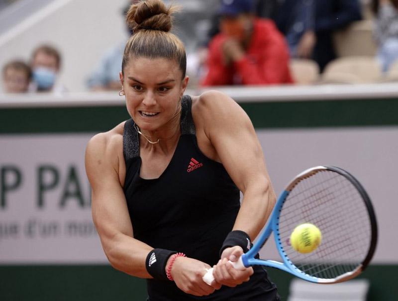 Το εκπληκτικό ταξίδι της Μαρίας Σάκκαρη στο φετινό Roland Garros ολοκληρώθηκε
