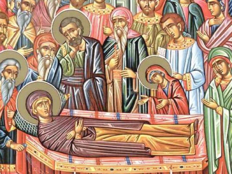 Κοίμηση της Αγίας Άννης, 25 ΙΟυλίου