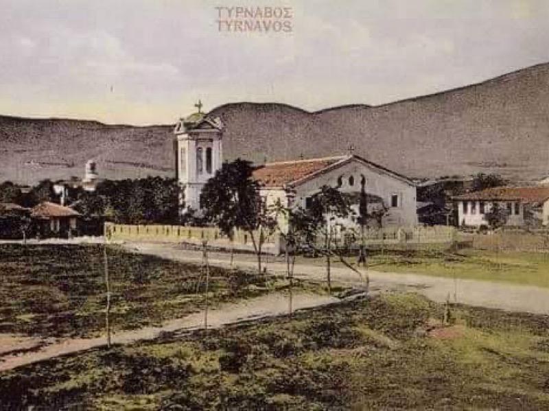 Αγία Παρασκευή Τυρνάβου (φωτορεπορτάζ)