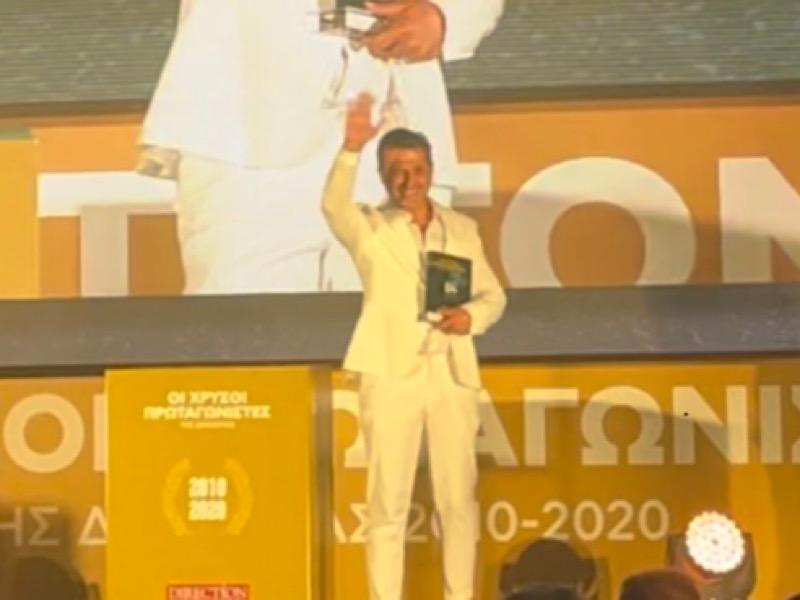 Τα ΟΠΤΙΚΑ ΜΑΤΙ ΜΑΤΙ Α.Ε. εταιρία του Τυρναβίτη Π. Παπαπαναγιώτου «Χρυσός Πρωταγωνιστής» της Ελληνικής Οικονομίας 2010 – 2020!