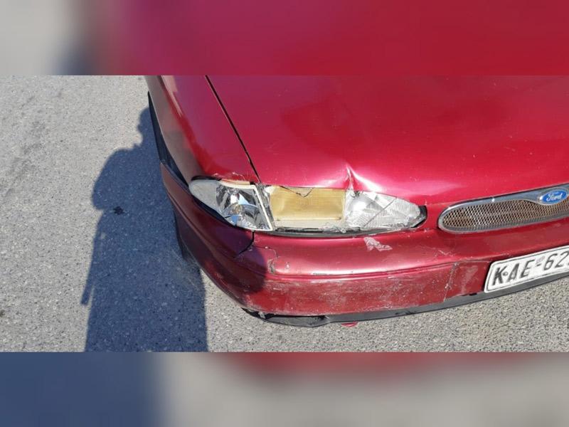 Άγρια συμπλοκή στον Τύρναβο: Δύο άτομα επιτέθηκαν σε οδηγό με σκεπάρνι για να τον τραυματίσουν!