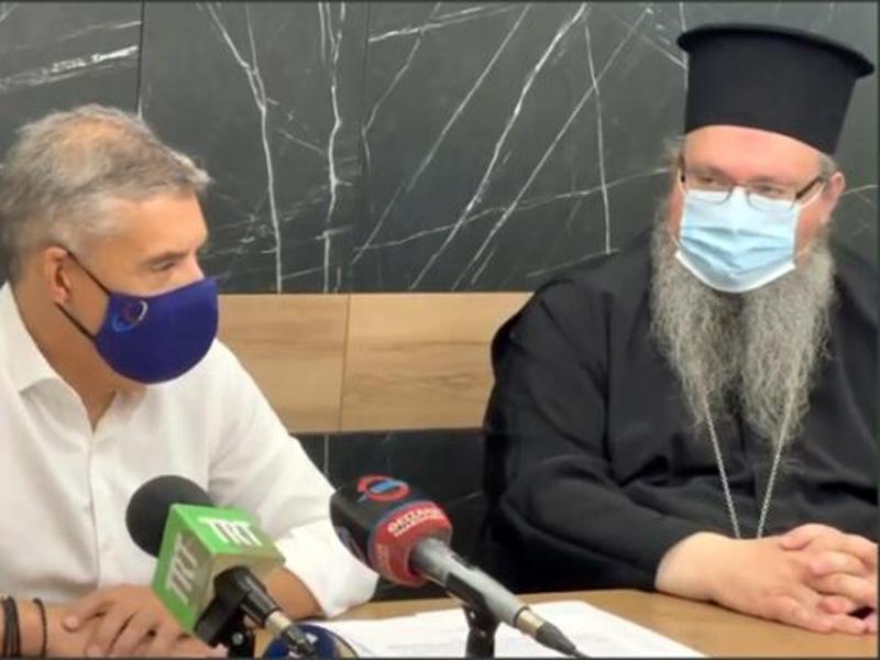 Ξεκινούν από τα Πλατανούλια οι αποκαταστάσεις ναών που επλήγησαν από τους σεισμούς έργα & στις εκκλησίες του Τυρνάβου