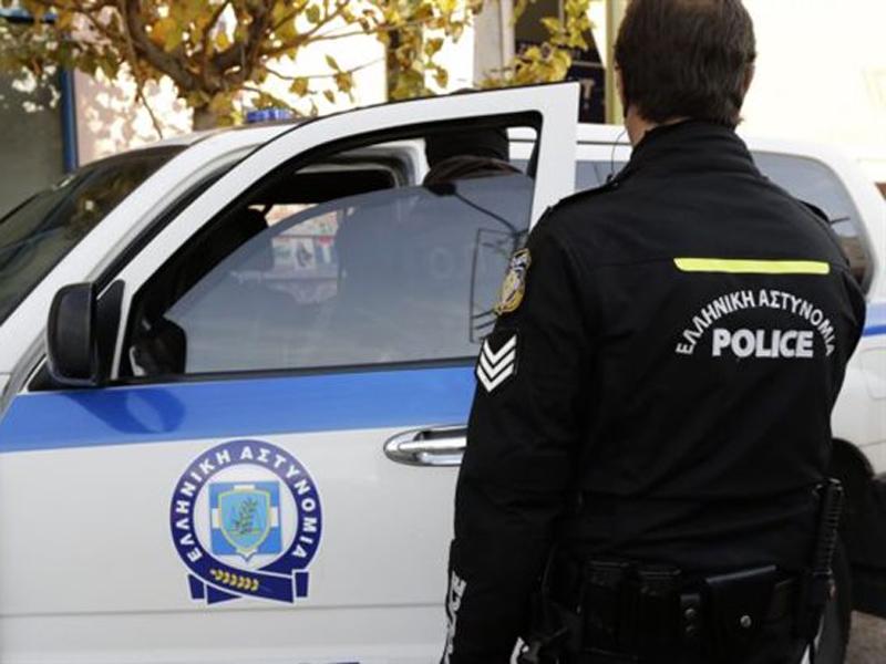 Σύλληψη ενός ημεδαπού από αστυνομικούς του Αστυνομικού Τμήματος Τυρνάβου