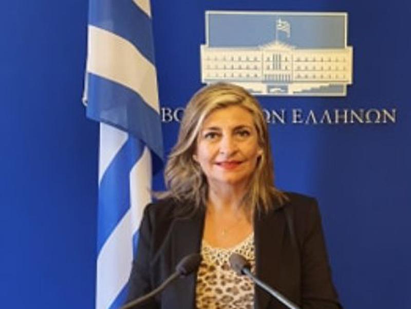 Ε. Λιακούλη: «Η Ημέρα της δολοφονίας του Μικρασιατικού Ελληνισμού, είναι χρέος εθνικής μνήμης!»