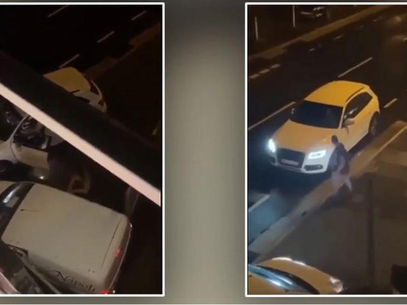 Σάλος από το βίντεο με τον καβγά ζευγαριού Ελλήνων στη Γερμανία