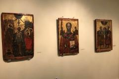 Έκθεση εικόνων Παναγίας Φανερωμένης Τυρνάβου