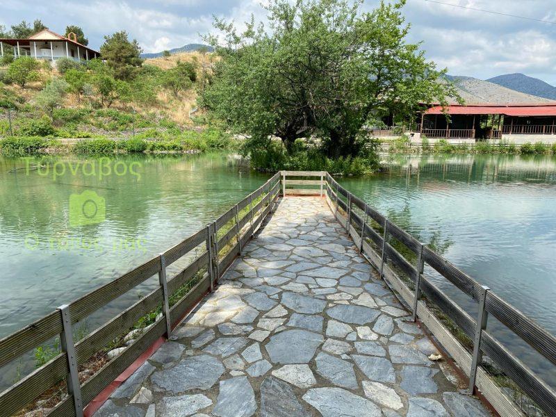 Λίμνη Τυρνάβου