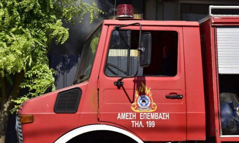 Υψηλός κίνδυνος πυρκαγιάς για αύριο Πέμπτη στην ΠΕ Λάρισας και ΠΕ Μαγνησίας