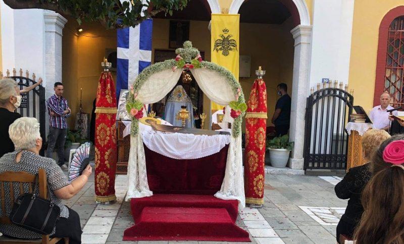Ιερός Ναός Αγίας Παρασκευής Τυρνάβου