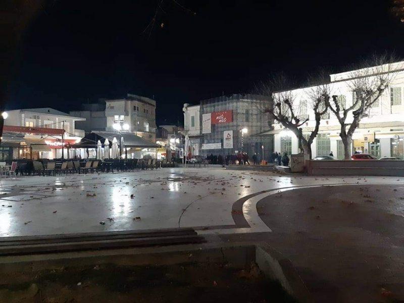 Υπογράφεται η σύμβαση για τα έργα αστικής ανάπλασης στον Τύρναβο