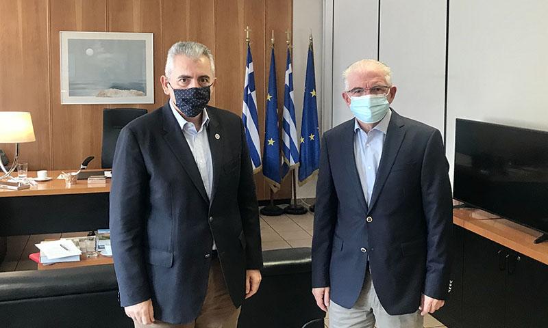 Πρόεδρος ΕΛΓΑ σε Μάξιμο: Ευθύνες στον προϊστάμενο του ΕΛΓΑ Λάρισας για καθυστερήσεις αποζημιώσεων