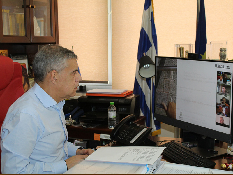 «Πράσινη λύση» από την Περιφέρεια Θεσσαλίας για την αντιμετώπιση  των τρωκτικών στο θεσσαλικό αγροτικό οικοσύστημα