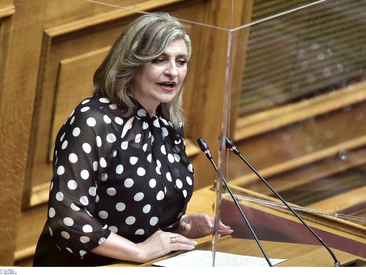 Ε. Λιακούλη: «Ανεξάρτητη ΕΡΤ και ισχυρά Περιφερειακά Μέσα Ενημέρωσης, είναι η προτεραιότητα»