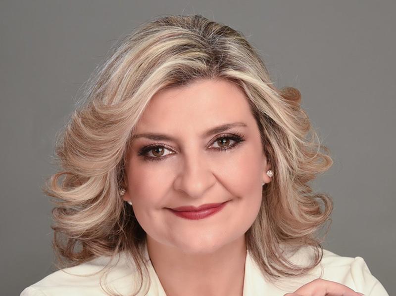 """Ε. Λιακούλη: «""""Στενάζει βαριά"""" και ο εμπορικός κόσμος του Τυρνάβου»"""