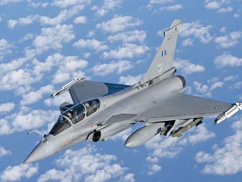 Γελάνε στην Πολεμική Αεροπορία με τους Τούρκους στα Rafale – Θα τους έχουμε στο Kill