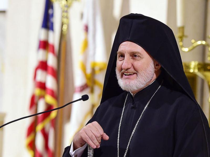 Αρχιεπίσκοπος Αμερικής: Ο Λάζαρος ανίσταται σιωπηρά και ταπεινά, πλήρης χάριτος στην καρδιά
