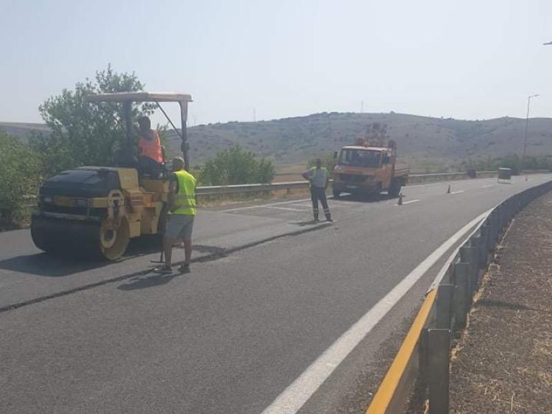 Λειτουργική και ασφαλής μετά τις εργασίες της Περιφέρειας Θεσσαλίας  η γέφυρα στο Κουτσόχερο