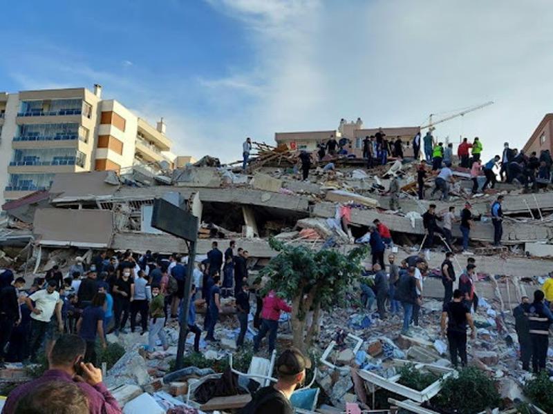 """Περιμένουν σεισμό-""""μαμούθ"""" στην Κωνσταντινούπολη"""