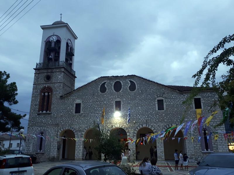 Βίντεο από την λειτουργία του εορτασμού των γενεθλίων της Παναγίας και της Φιλαρμονικής Δήμου Τυρνάβου