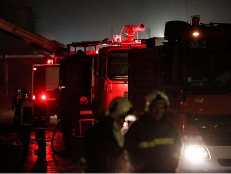 Έκτακτο: Κλειστό το ρεύμα προς Αθήνα στη Λεπτοκαρυά από διαρροή επικίνδυνου υλικού σε φορτηγό
