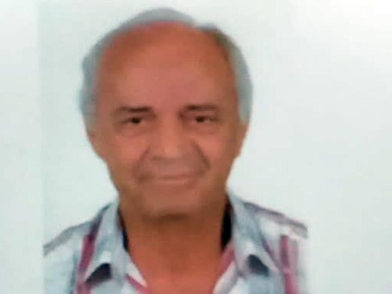Έφυγε από τη ζωή πρώην δήμαρχος Αμπελώνα Δημοσθένης Τσαμπαλής