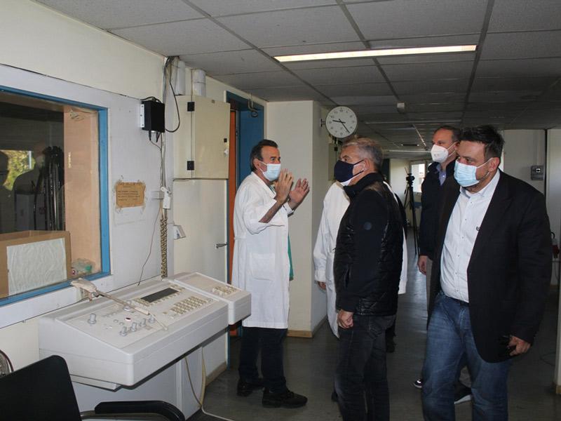 Κ. Αγοραστός: «Μια μεγάλη μέρα για την κρατική υγεία και  για τους ασθενείς σε όλη τη Θεσσαλία»