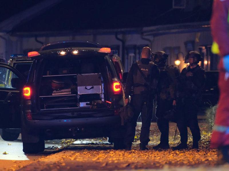 Πολύνεκρη επίθεση στη Νορβηγία